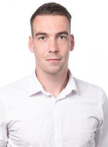 Albert van der Kooij - Commercieel medewerker