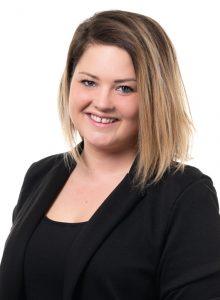 Nina Goossens - Receptioniste
