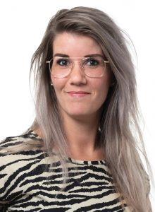 Kitty van Embden - Receptioniste