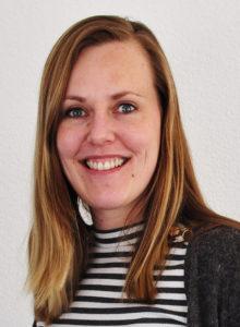 Inge de Haas - Medewerker Binnendienst